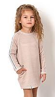 Платье-туника для девочки р. 110, фото 1