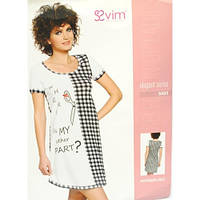 Ночная рубашка - платье Sevim 5493