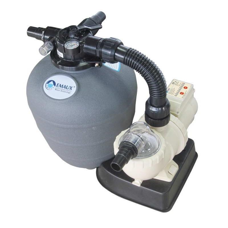 Фильтрационная установка Emaux FSU-8TP (8 м3/ч, D300) для бассейна объёмом до 32 м3