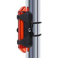 Green Cycle GCRL-034 Маяк вертикальный 6 функц красный