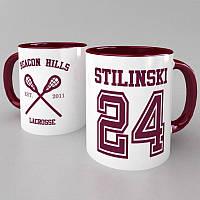 Чашка Stilinski 24 (Teen Wolf)