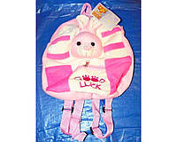 Мягкая игрушка- рюкзак Зайчик SP17128