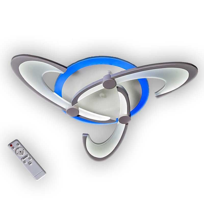 Люстра «Ковайна 3WH LED dimmer» белая DS-12562/3WH LED dimmer