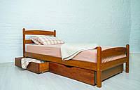 """Кровать """"Лика с ящиками""""  ТМ Олимп, фото 1"""