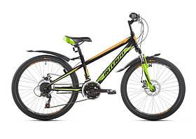 """Велосипед підлітковий Intenzo Energy disk 24"""""""
