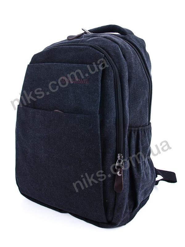 Рюкзак спортивный городской Superbag, черный