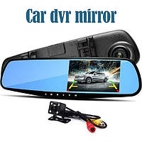 Car DVR Mirror (Кар Двр Мирор) - зеркало видеорегистратор, фото 1