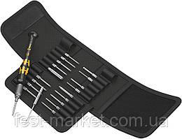 Набор с ESD ручкой-битодержателем и битами 44 мм Kraftform Kompakt Micro 21 ESD 1 Wera 05135973001