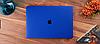 Чохол накладка Apple MacBook Air 11 Захист синій