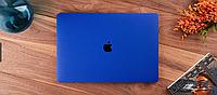 Чехол накладка Apple MacBook Air 11 Защита синий