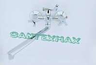 Смеситель латунный для ванны Mixxus Premium Galaxy 140 Euro
