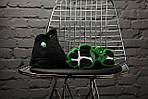 Чоловічі кросівки Nike Air Jordan 13 altitude green (Топ якість), фото 5