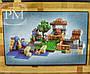 """Конструктор Minecraft Bela Майнкрафт """"8в1"""" 517 деталей, фото 9"""