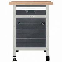 Стол профессиональный верстак WOLFCRAFT 8051000 № 1 (65cm)