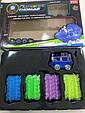 Світна залізниця паровозик Томас Fluorescent Thomas DX, фото 3