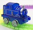 Світна залізниця паровозик Томас Fluorescent Thomas DX, фото 9