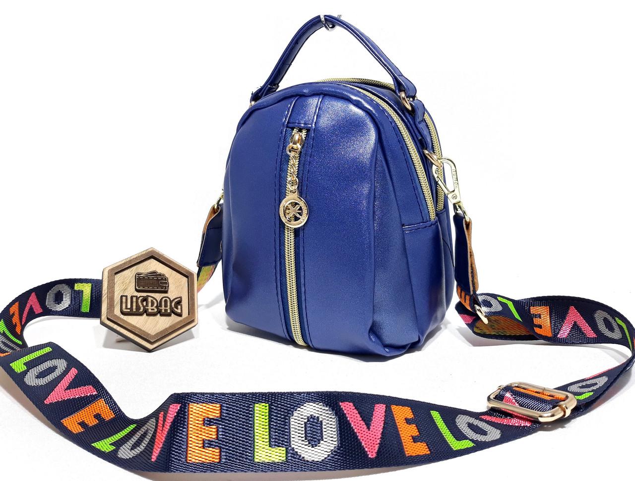 3b95fe289bd8 Синяя Перламутровая Женская Маленькая Сумка-чемоданчик, Новинка — в ...