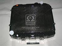 Радиатор водяного   охлаждения  УАЗ (3-х рядный  ) двигателя ЗМЗ-514 с отверстий  под датчик (пр-во ШААЗ)