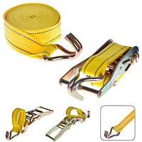 Стяжка груза 5Т. ST-212-10 YL 50мм х 10м (color box)