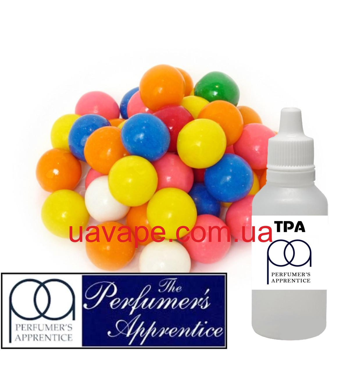 Ароматизатор TPA - Bubblegum (Fruity) Flavor ТПА фруктовая жвачка, 10 мл