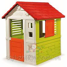Дитячий ігровий будиночок SMOBY +2