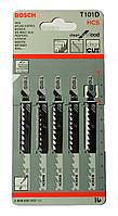 Пилочки для электролобзика Bosh T101D (5 шт.)