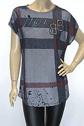 Женские футболки в клетку Burberry