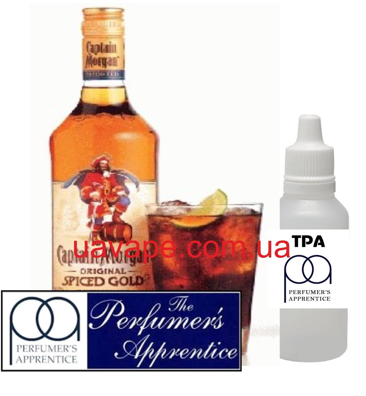 Ароматизатор TPA - DX Jamaican Rum Flavor ТПА Ямайский Ром, 10 мл