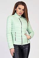 Модная легкая комфортная Куртка демисезонная X-Woyz Размеры 42