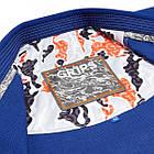 Кимоно для Бразильского Джиу-Джитсу GR1PS Armadura 2.0 Camo Edition Синее, фото 7