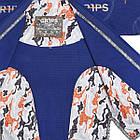 Кимоно для Бразильского Джиу-Джитсу GR1PS Armadura 2.0 Camo Edition Синее, фото 9