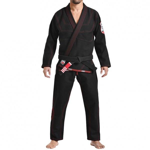 Кимоно для Бразильского Джиу-Джитсу GR1PS Cali 99 Черное