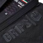 Кимоно для Бразильского Джиу-Джитсу GR1PS The Italian Черное, фото 8
