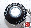 Терморегулятор механический от 0 до 320*С (16 А / 250 В) на 3 контакта. Sanal (Турция), фото 3