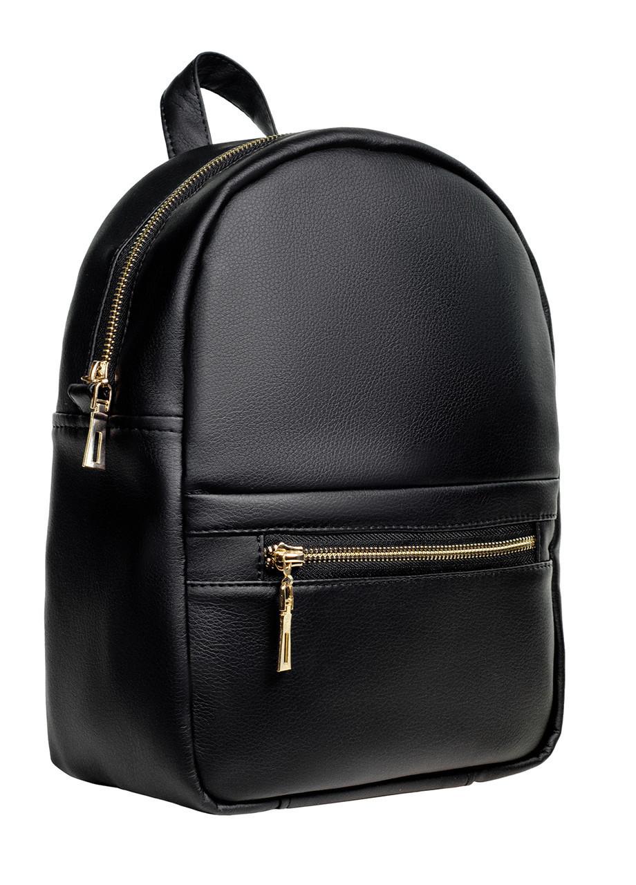 Женский рюкзак черный SamBag Самбег разные размеры 11475001