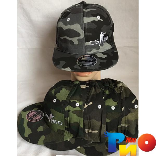 Детская кепка РЭП для мальчика р-р 54 (5 ед в уп) NA_1658