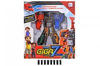 Робот - трансформер Тобот GIGA 7в1, гига 528