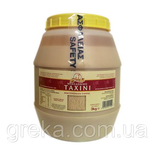 Тахини (кунжутная паста) 3 кг