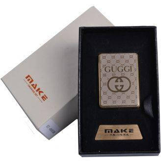 Електрична USB запальничка (Giorgio Armani,Louis Vuitton,Gucci...), фото 3
