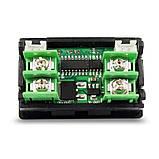 8 в 1 150V 20A 3KW DC Цифровой вольтметр, амперметр, емкости, ваттметр, таймер, термометр, фото 8