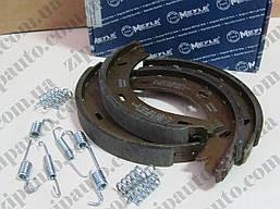 Тормозные колодки ручного тормоза ручника Mercedes Vito W638 | MEYLE