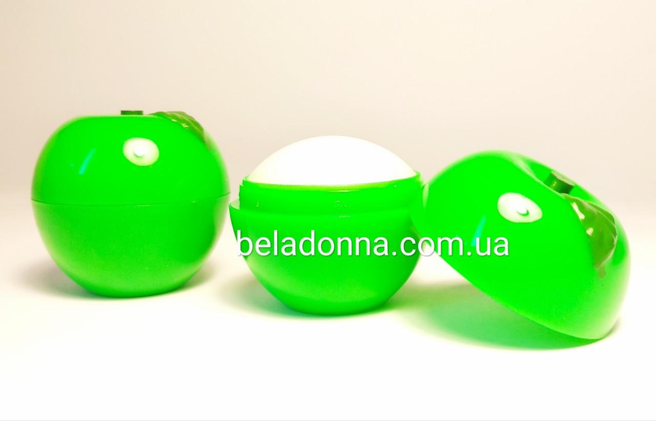 Бальзам увлажняющий для губ (Ароматное яблоко)
