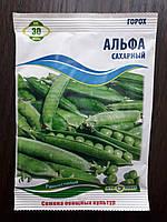 Семена гороха Альфа сахарный 30 гр