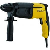 Перфоратор Stanley  STHR202K SDS-Plus, 620 Вт, 1,34 Дж, 0-1250об/мин.