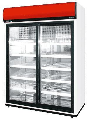 Шафа холодильна шафа COLD ASTANA SW-1400 DR A/G
