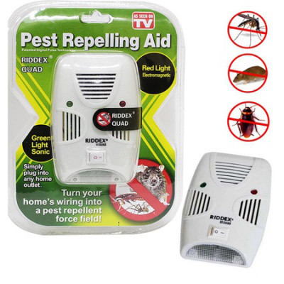Отпугиватель Riddex Quad Pest Repelling Aid