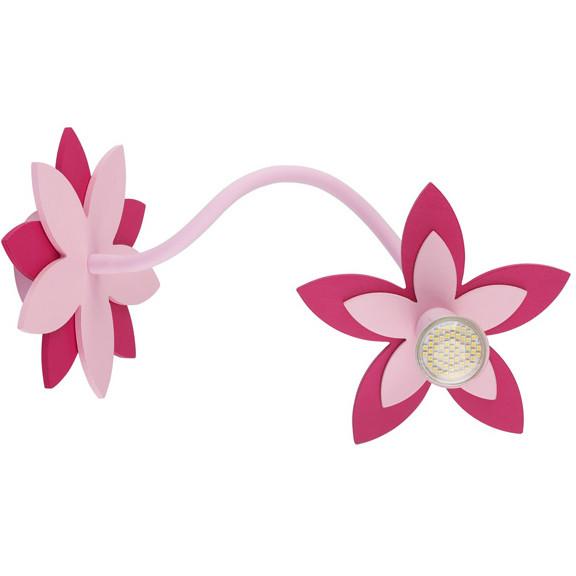 Светильник бра NOWODVORSKI Flowers Pink 6893 (6893)