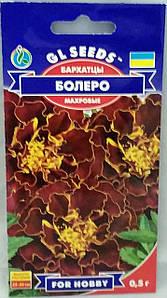 Чорнобривці Болеро 0,5г (GL SEEDS)