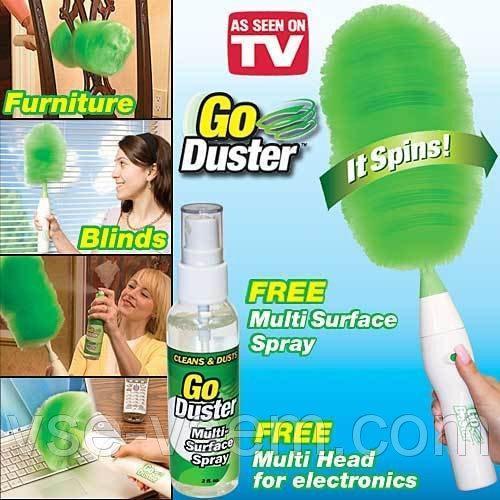 Щетка от пыли Go Duster, фото 1