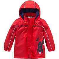 Детская весенняя куртка-ветровка для мальчика  9-12, 12-18  месяцев, фото 1